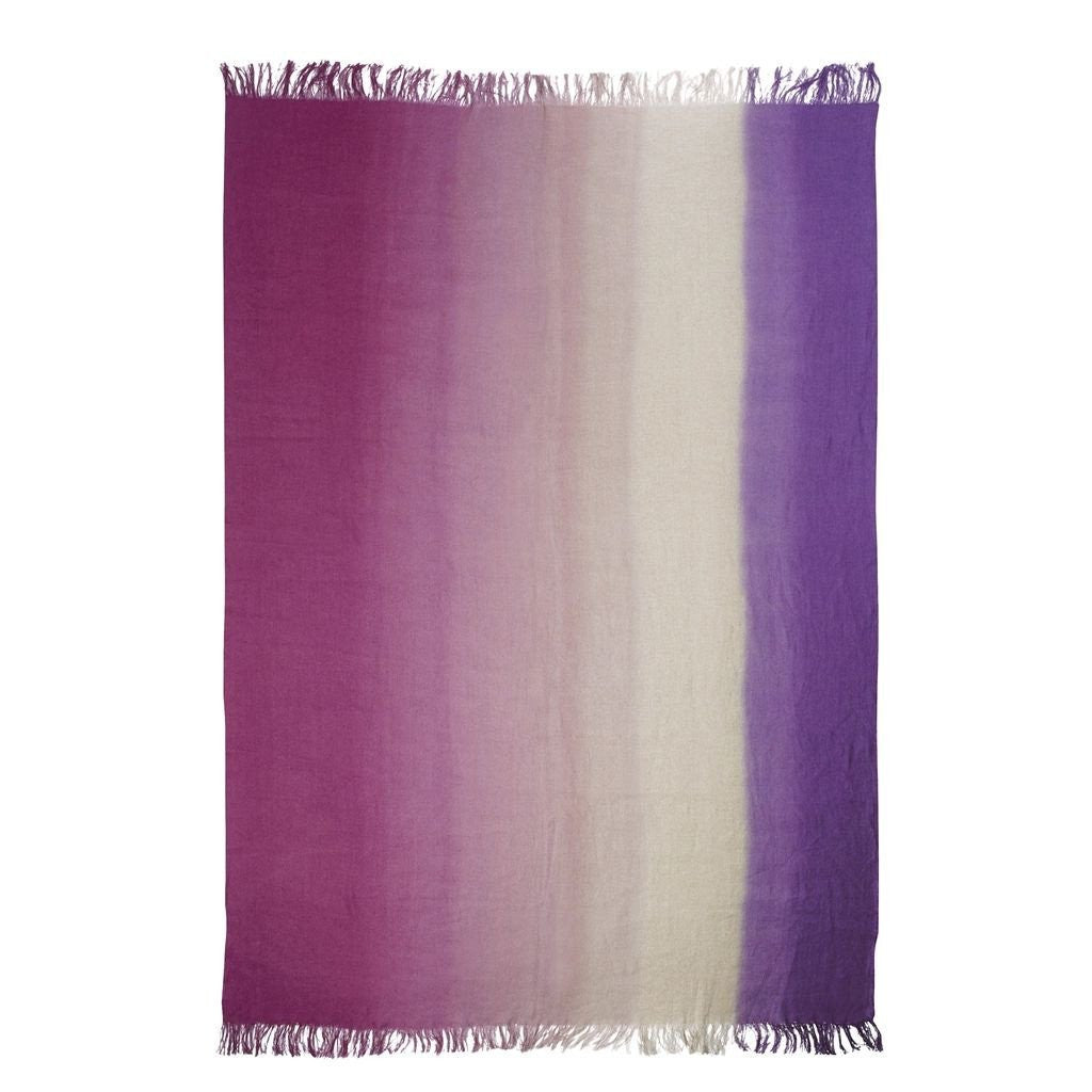 Designers Guild Padua Berry Throw, DG-Designers Guild, Putti Fine Furnishings