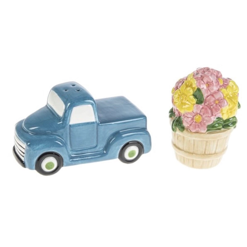 Flower Truck Salt and Pepper | Putti Christmas Canada