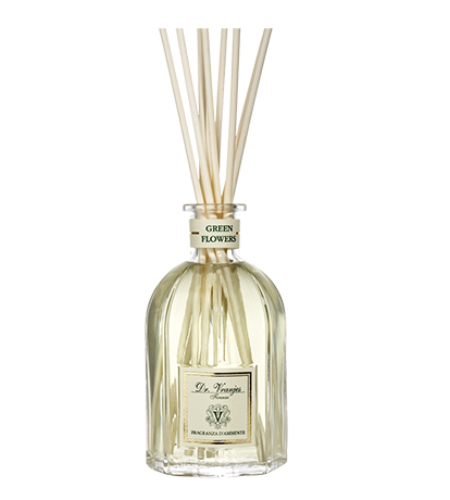 Dr Vranjes Green Flowers Diffuser - 250ml - Special order 2 weeks Diffuser - Dr Vranjes - Putti Fine Furnishings Toronto Canada - 1