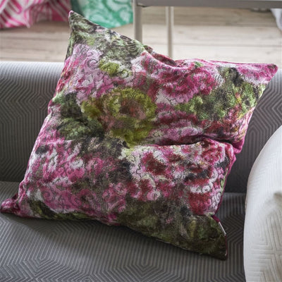 Designers Guild Forsyth Magenta Decorative Pillow, DG-Designers Guild, Putti Fine Furnishings