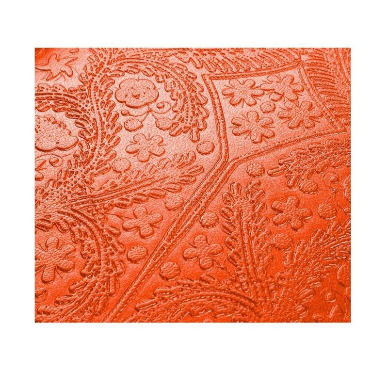 Christian Lacroix Embossed Paseo Notebook - Scarlet, GA-Galison, Putti Fine Furnishings