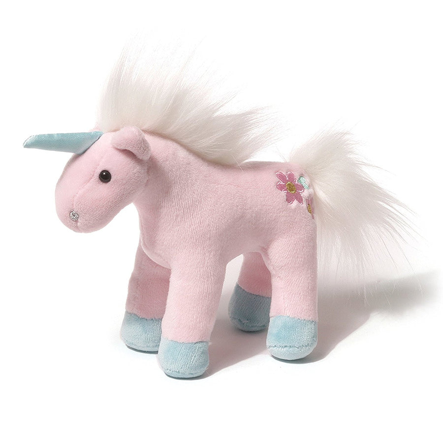 "Gund ""Chatters""Unicorn Musical Toy"