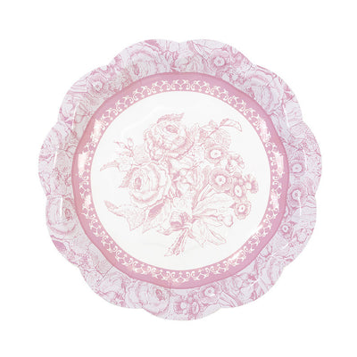 Arriving Soon! Truly Scrumptious Vintage Paper Plates -  Party Supplies - Talking Tables - Putti Fine Furnishings Toronto Canada - 3