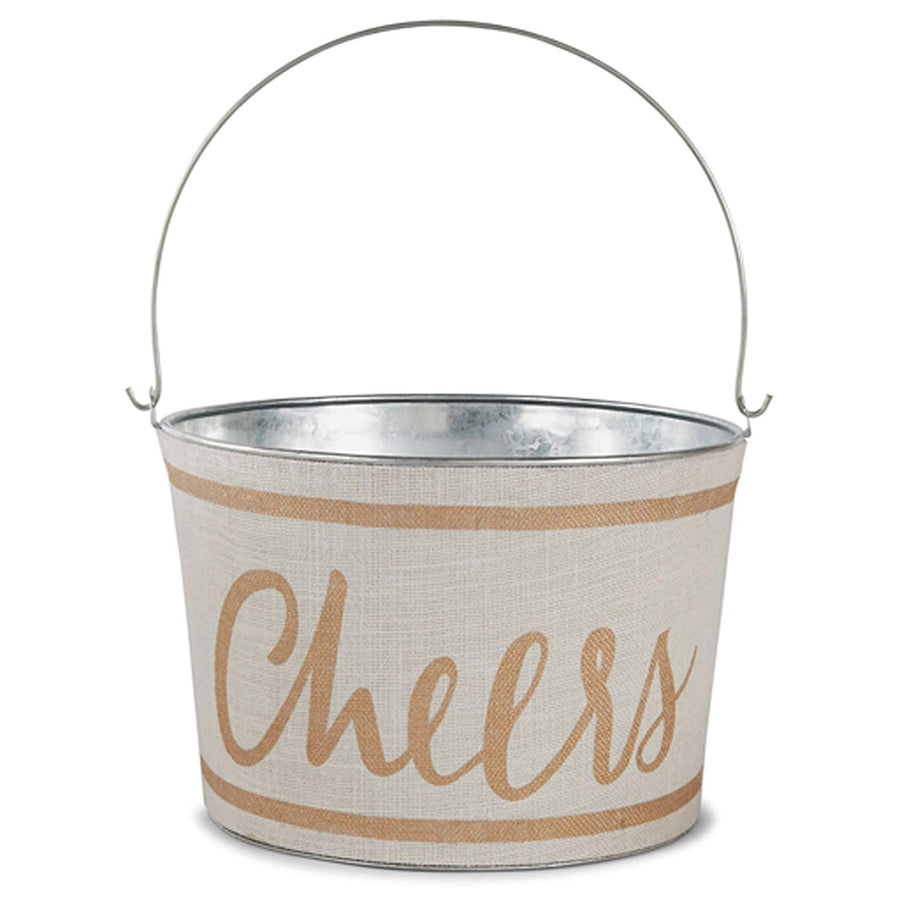 "Holiday ""Cheers"" Beverage Tub"