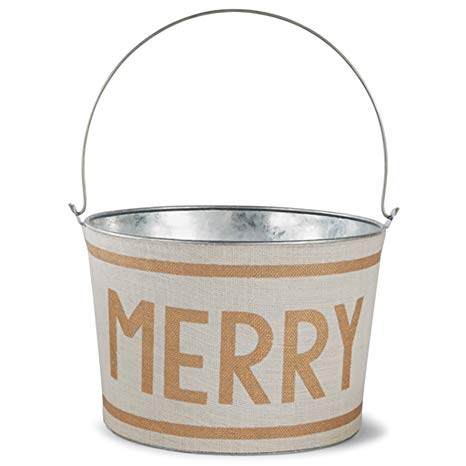 "Holiday ""Merry"" Beverage Tub"