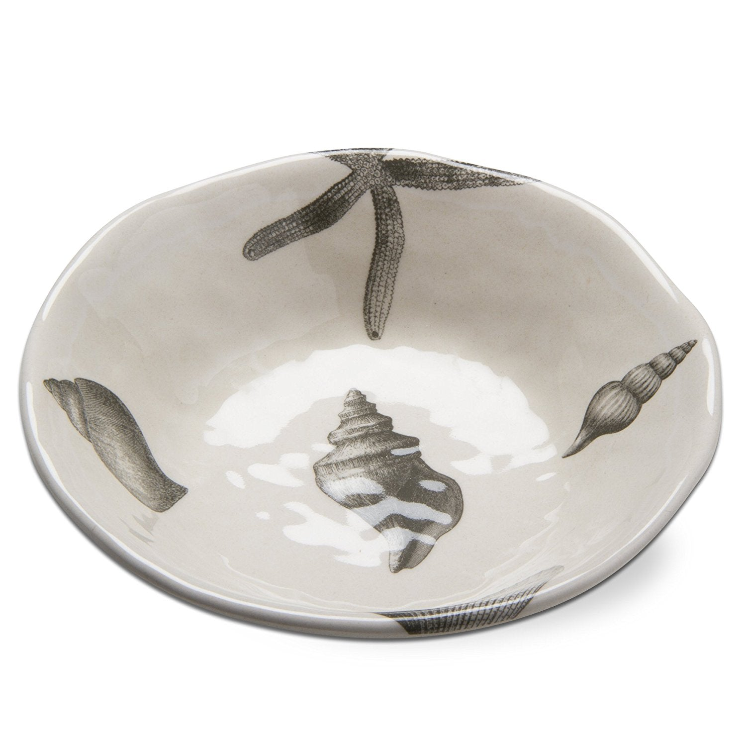 """Beachcomber"" Bamboo Melamine Bowl, TAG-Design Home Associates, Putti Fine Furnishings"