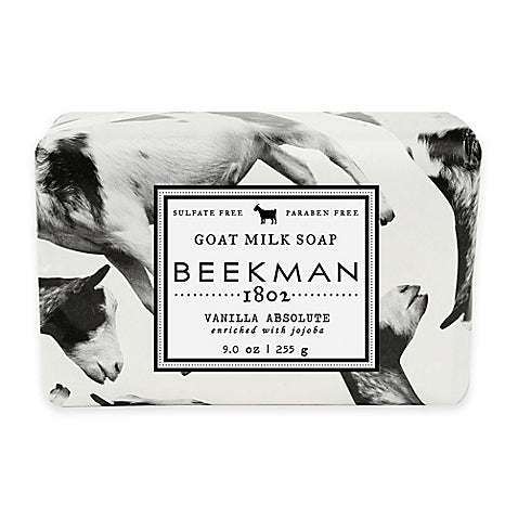 Beekman 1802 - Fresh Cream Vanilla Absolute  Soap, BK-Beekman 1802, Putti Fine Furnishings