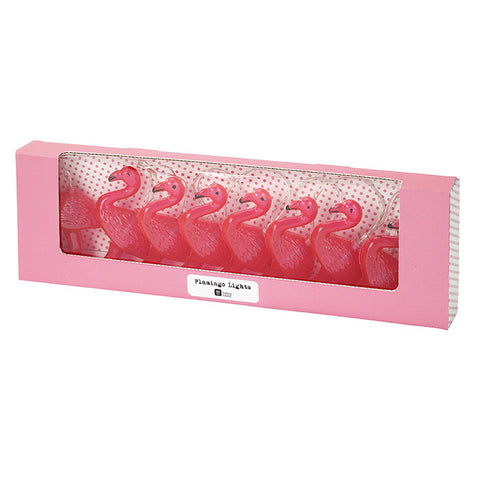Pink Flamingo Party Lights -  Party Supplies - Talking Tables - Putti Fine Furnishings Toronto Canada - 1