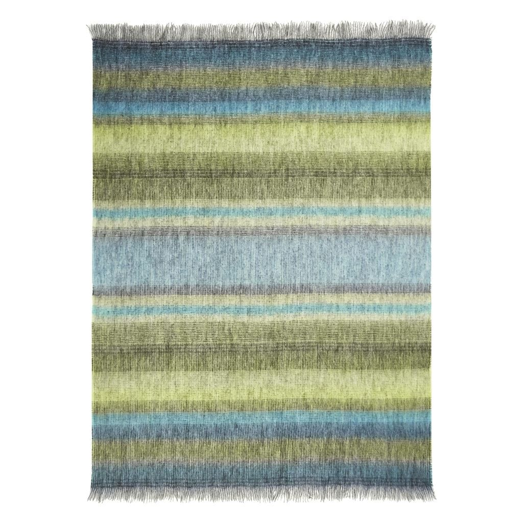 Designers Guild Santafiora Azure Throw