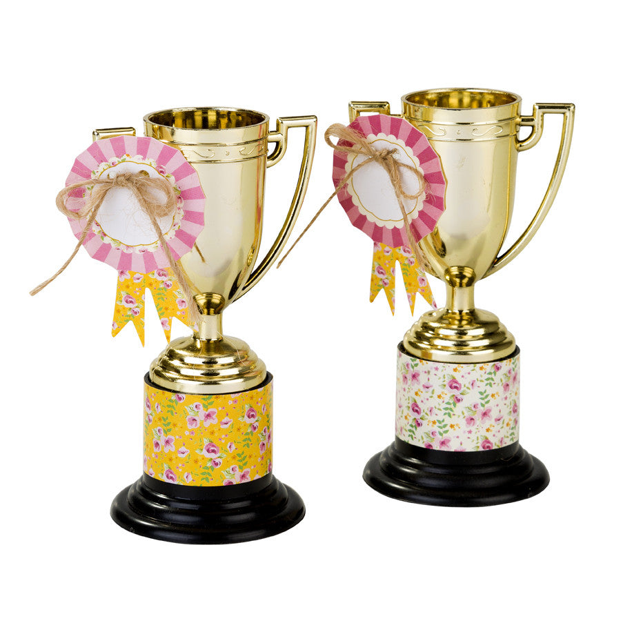Pony Party - Mini Trophy Party Favours