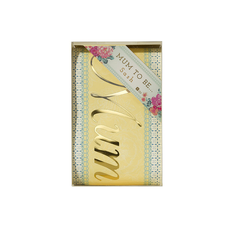 "Truly Baby ""Mum to Be"" Sash, TT-Talking Tables, Putti Fine Furnishings"