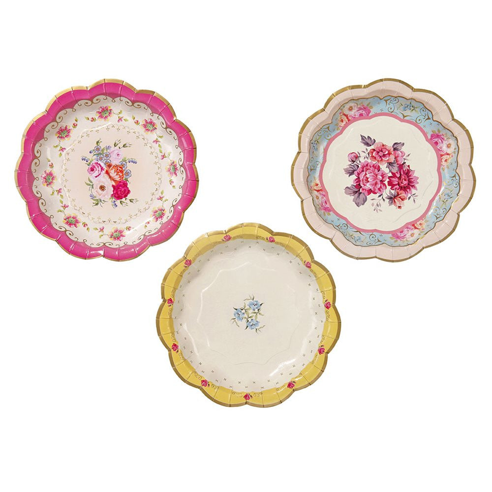 Truly Scrumptious Small Plates -  Party Supplies - Talking Tables - Putti Fine Furnishings Toronto Canada - 1