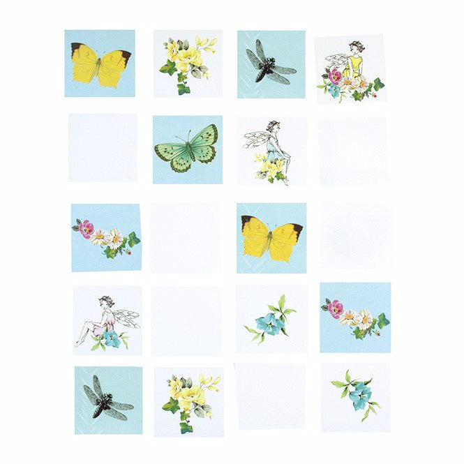 """Truly Fairy"" Free Printable - Memory Game"