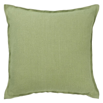 Brera Lino Olive Decorative Pillow