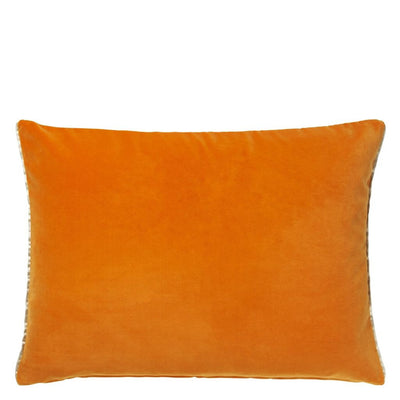 Cassia Zinnia Decorative Pillow