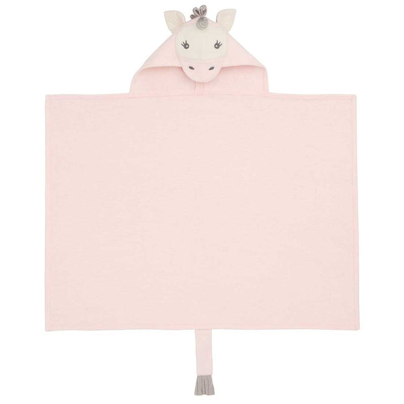 "Elegant Baby ""Unicorn"" Bath Wrap, EB-Elegant Baby, Putti Fine Furnishings"