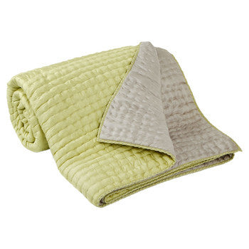Designers Guild Quilt Chenevard Silver & Willow, DG-Designers Guild, Putti Fine Furnishings