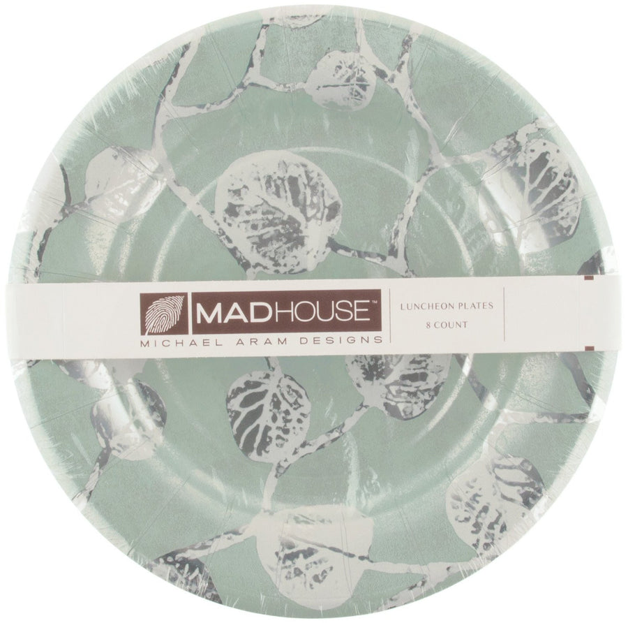 Michael Aram Botanical Leaf Paper Lunch Plates