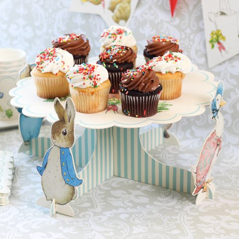 Meri Meri Peter Rabbit Cake Stand -  Cake Stands - Meri Meri UK - Putti Fine Furnishings Toronto Canada - 1