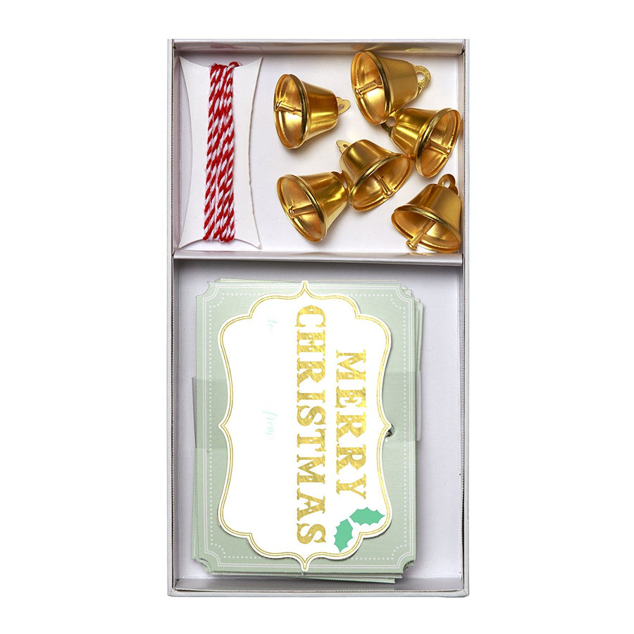 """Merry Christmas"" Gift Tags"