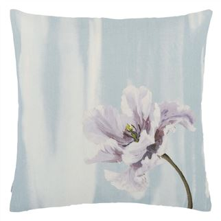 Designers Guild Delft Flower Sky Cushion, DG-Designers Guild, Putti Fine Furnishings