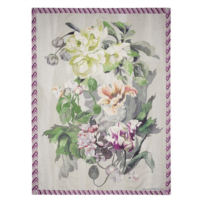 Designers Guild Delft Flower Tuberose Throw