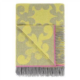 Designers Guild Iridato Alchemilla Throw