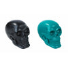 Skeleton Crew Skull Centerpiece - Teal, TT-Talking Tables, Putti Fine Furnishings