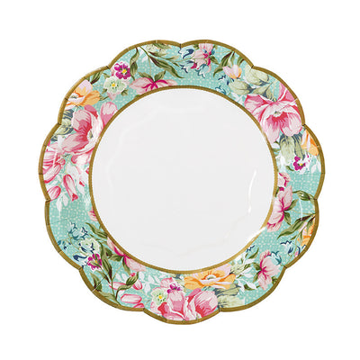 Arriving Soon! Truly Scrumptious Vintage Paper Plates -  Party Supplies - Talking Tables - Putti Fine Furnishings Toronto Canada - 4