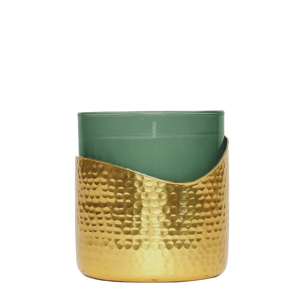 Aspen Bay - Small Tumbler Candle - Balsam Embers