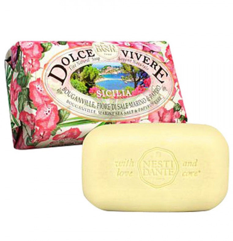 Nesti Dante Firenze Dolce Vivere | Sicilia Soap | Putti Fine Furnishings