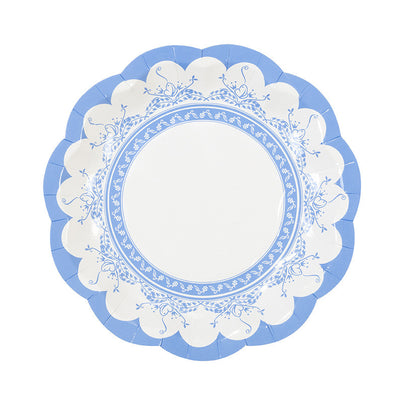 Arriving Soon! Truly Scrumptious Vintage Paper Plates -  Party Supplies - Talking Tables - Putti Fine Furnishings Toronto Canada - 5