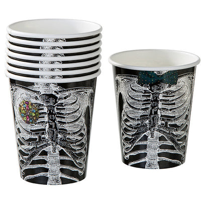 Skeleton Crew Paper Cups, TT-Talking Tables, Putti Fine Furnishings