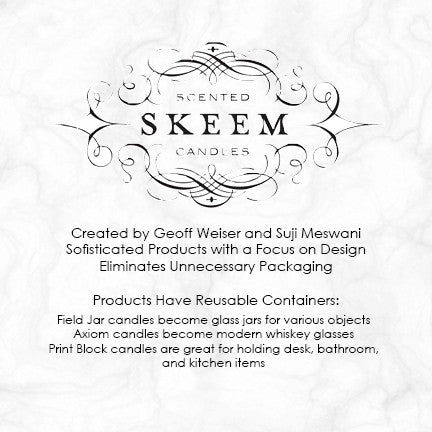 Skeem Design - Apothecary Calligraphy Matches -  Candle Accessories - TTG-The Tate Group-Skeem - Putti Fine Furnishings Toronto Canada - 2