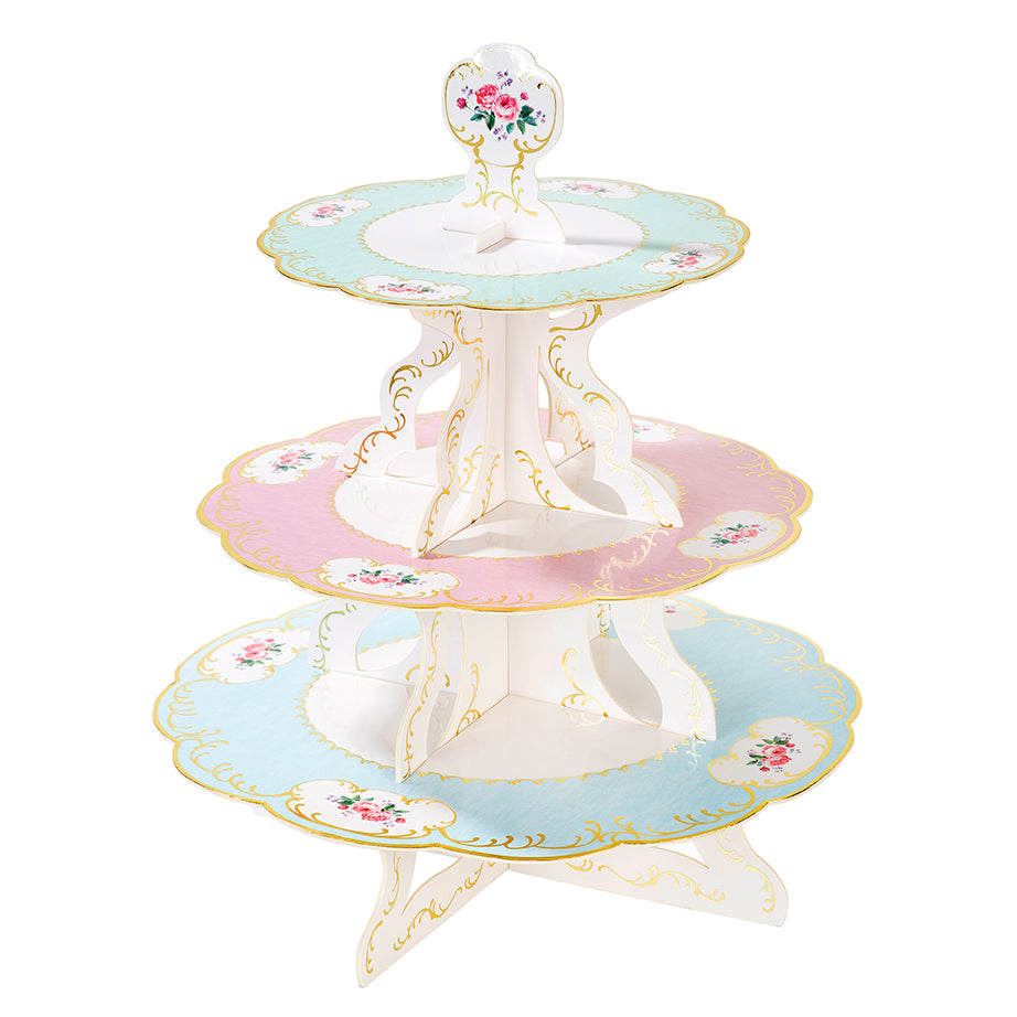 Truly Chintz Cake Stand