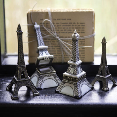 La Tour Eiffel Pill Box -  Accessories - Indaba Trading - Putti Fine Furnishings Toronto Canada - 2