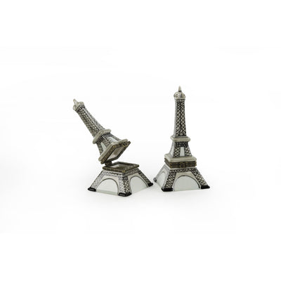 La Tour Eiffel Pill Box -  Accessories - Indaba Trading - Putti Fine Furnishings Toronto Canada - 1