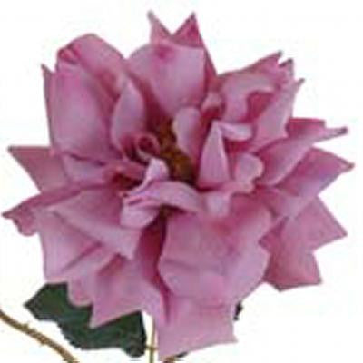 Cinderella Rose Large Full Open - Lush Lavender -  Artificial Flowers - Windward Canada - Putti Fine Furnishings Toronto Canada - 1
