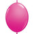 Link Balloon - Berry Pink