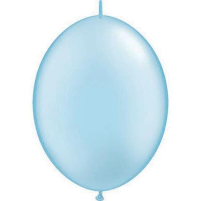 Blue Ombre Linkit Balloon Garland, Surprize Enterprize, Putti Fine Furnishings