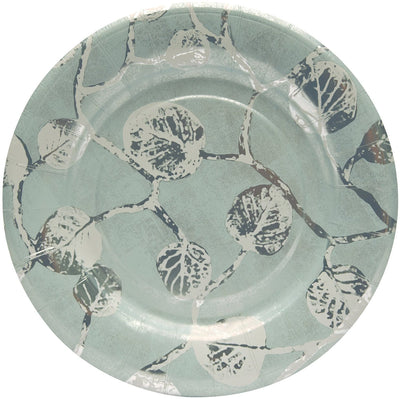 Michael Aram Botanical Leaf Paper Dinner Plates -  Paper Napkin - Madhouse - Putti Fine Furnishings Toronto Canada - 1