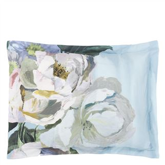 Designers Guild Delft Flower Sky Bedding