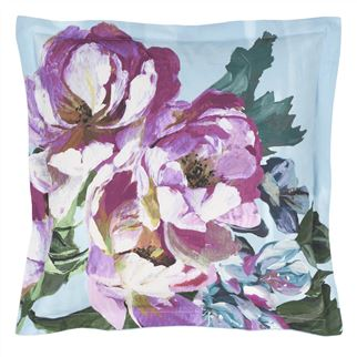 Designers Guild Delft Flower Sky Bedding, DG-Designers Guild, Putti Fine Furnishings