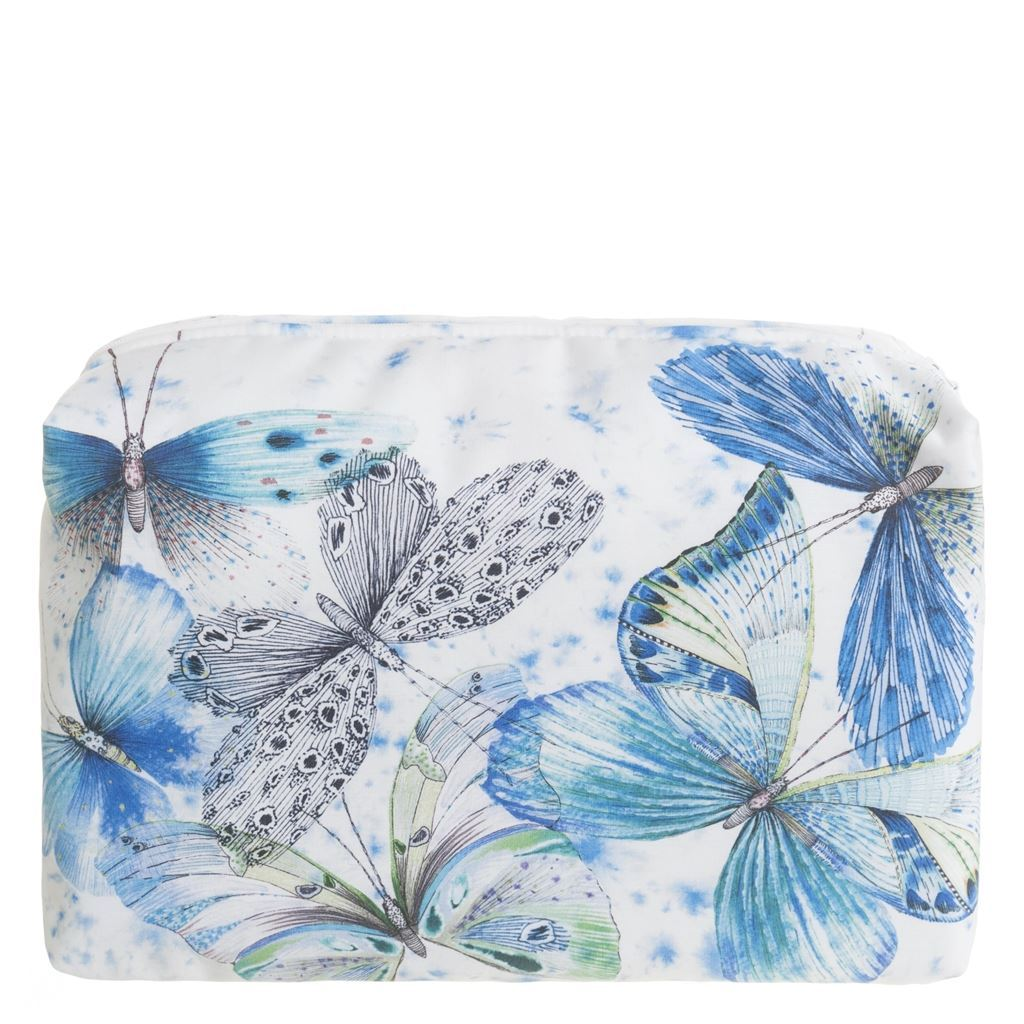 Designers Guild Papillon Toiletry Bag - Large - Putti Fine Furnishings Canada