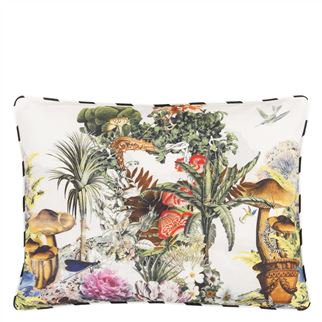 Christian Lacroix Jardin Des Reves Cushion, DG-Designers Guild, Putti Fine Furnishings