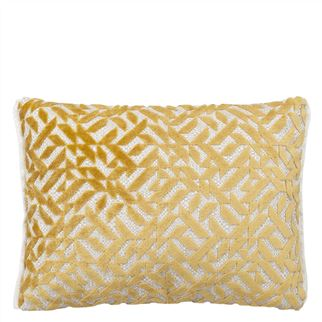 Designers Guild Dufrene Safron Cushion, DG-Designers Guild, Putti Fine Furnishings
