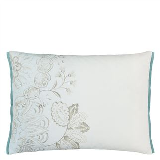 Designers Guild Camille Platinum Cushion