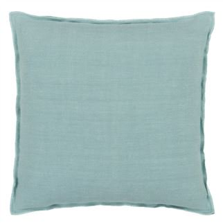 Designers Guild Brera Lino Pale Jade Decorative Pillow