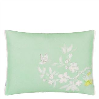 Designers Guild Pontoise Pale Jade Cushion