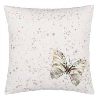 Designers Guild Papillons Shell Cushion